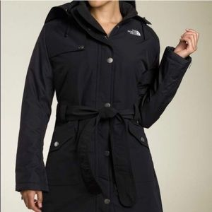 The North face women's insulated grace coat
